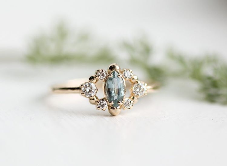 A Guide To Vintage Engagement Rings